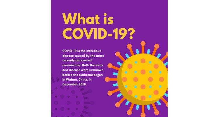 Coronavirus Instagram Template Theme
