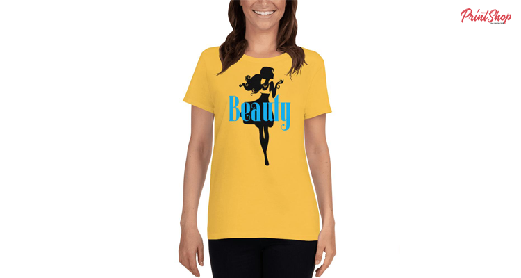 Beauty Lady as You are Women's T-Shirt