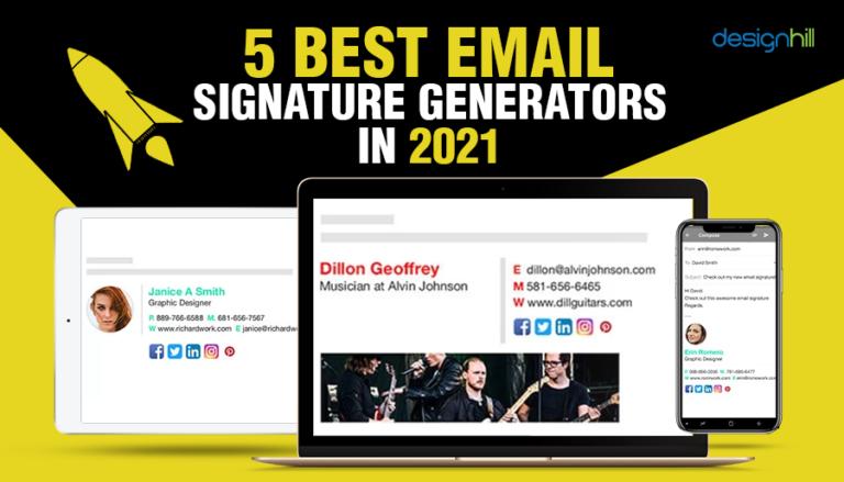 Email Signature Generators