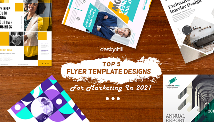 Flyer Template Designs