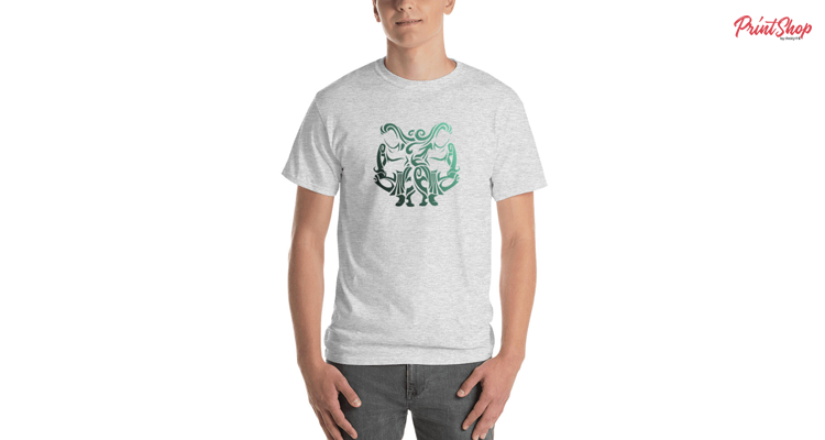 Gemini Men's Ultra Cotton T-Shirt