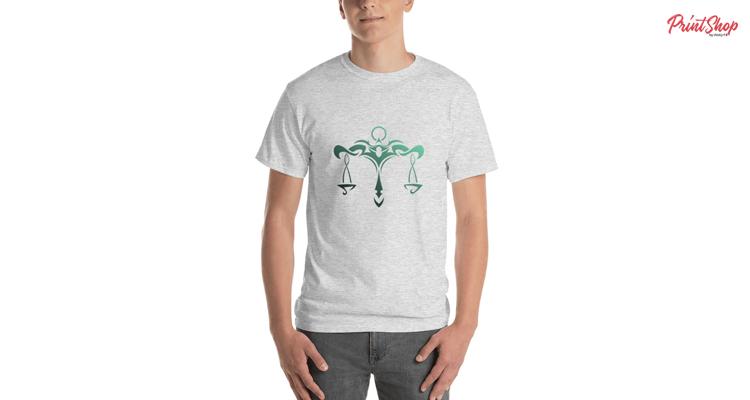 Libra Men's Ultra Cotton T-Shirt