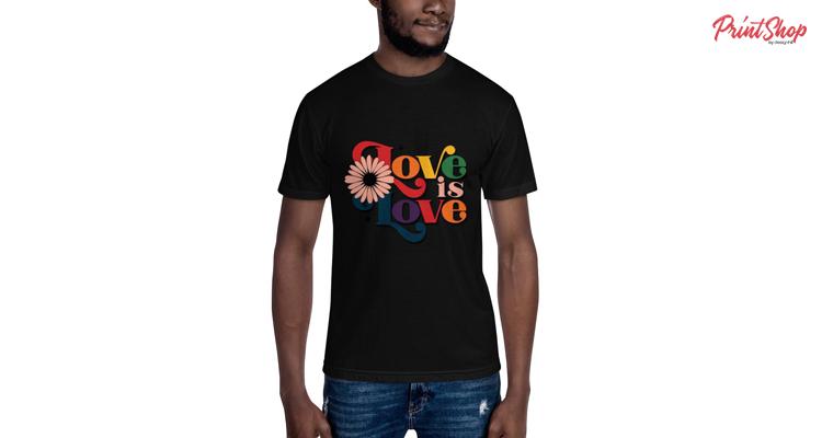 Love is Love Men's T-Shirt