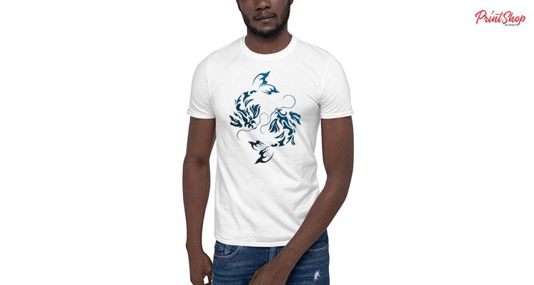 Pisces Unisex Softstyle T-shirt
