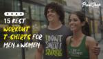 Workout t-shirts