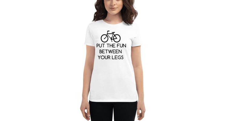 bike fashion t shirt