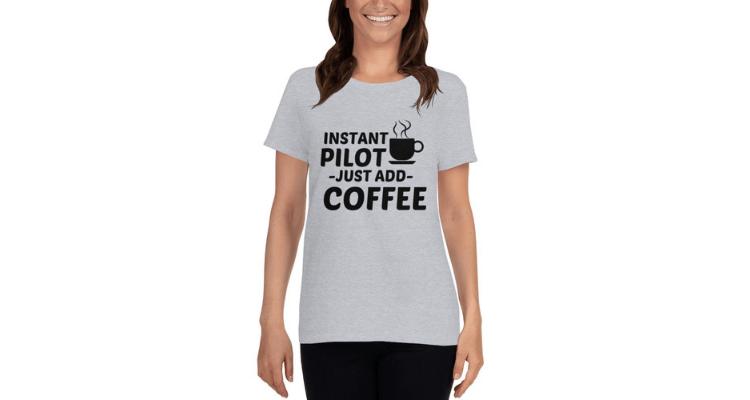 pilot fashion t shirt