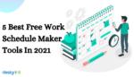 best schedule maker tools