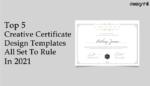 Creative Certificate Design Templates