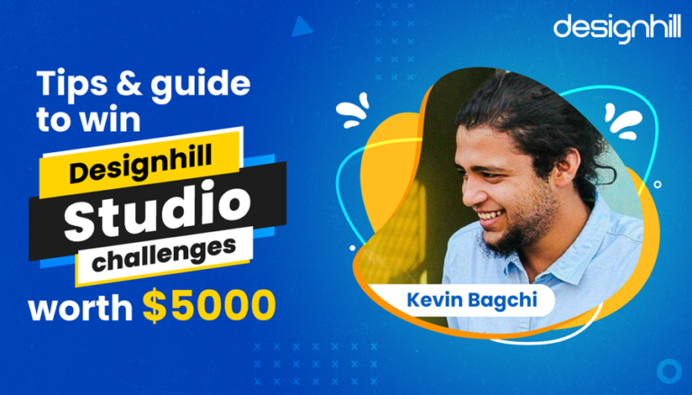 Designhill Studio Challenges