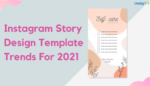 instagram story template trends