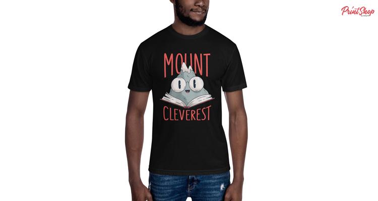 Mount Cleverest Men's T-Shirt