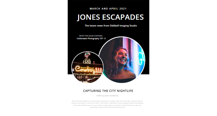 Nightlife Newsletter