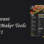 Restaurant Menu Maker
