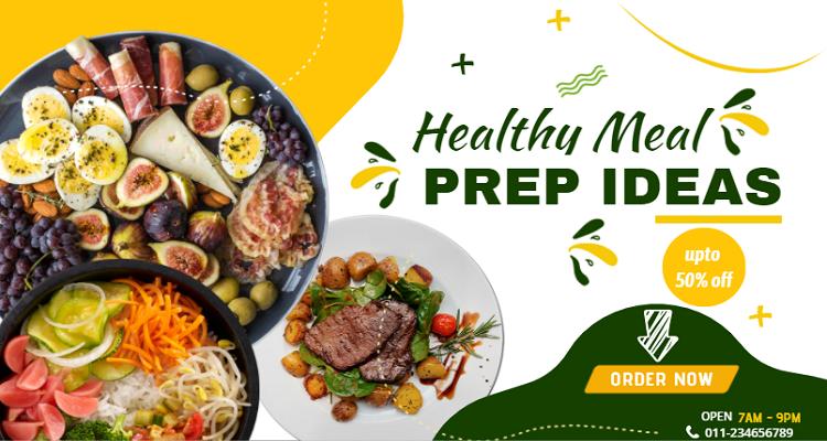 Healthy Meal Ideas