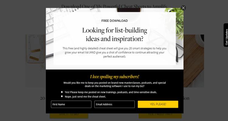 Ideas & Inspirations