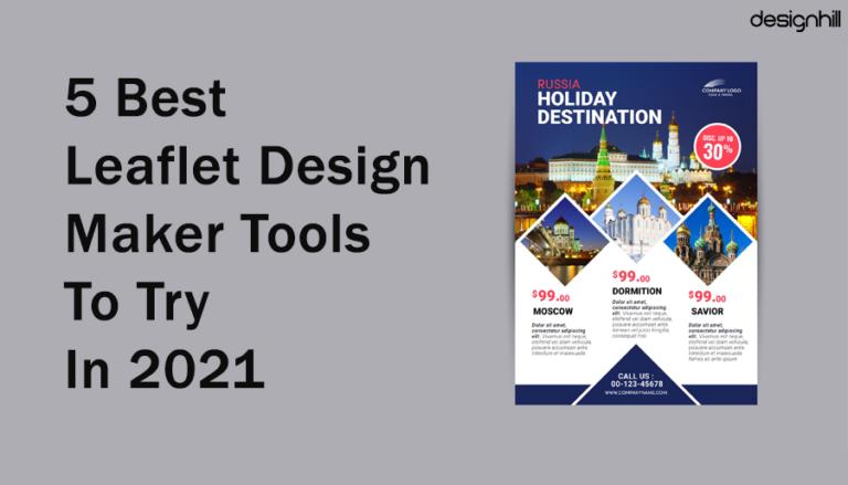 Leaflet Design Maker Tools