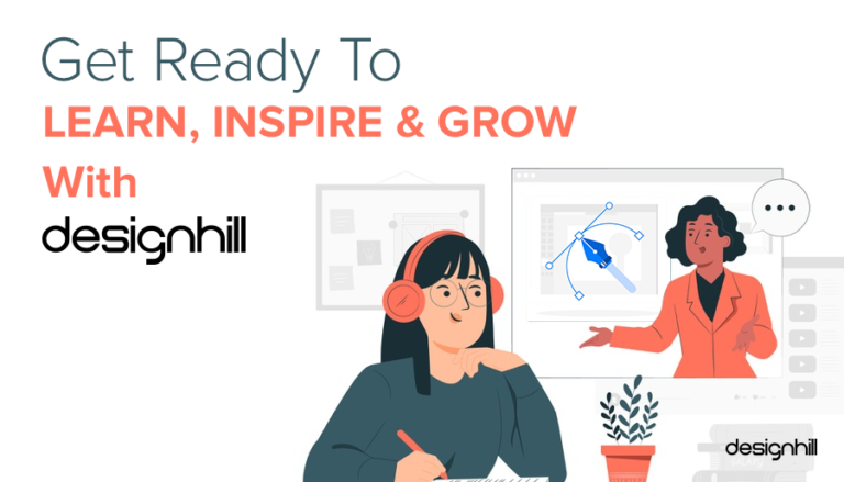 Learn with designhill