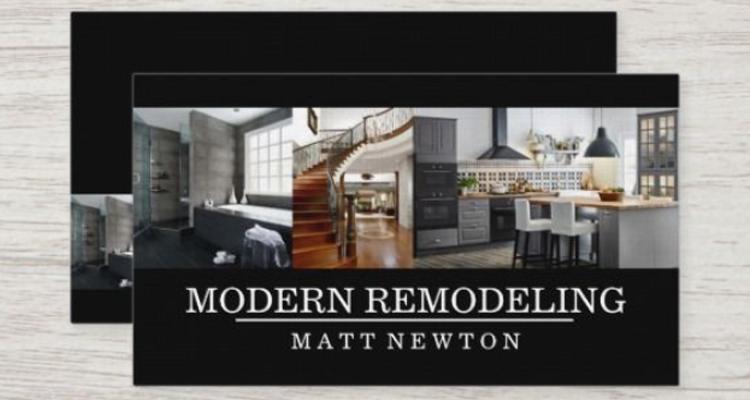 Modern Remodeling Theme