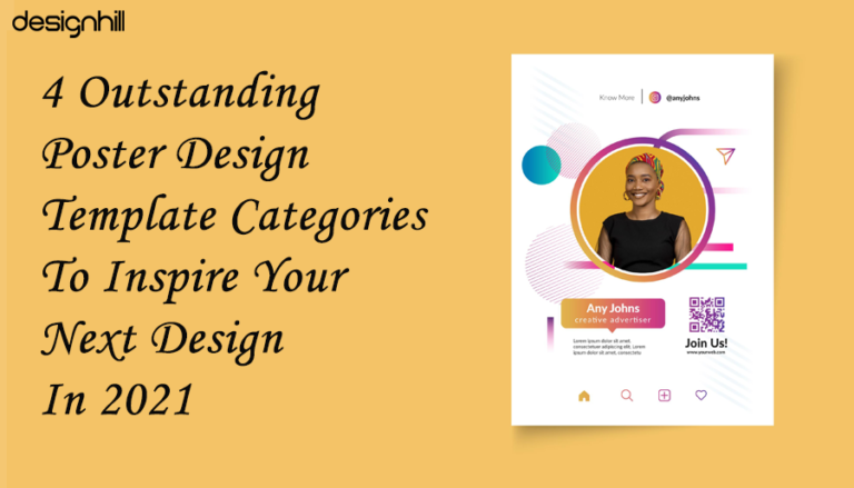 Poster Design Template Categories