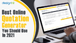 Online Quotation Generator