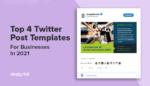Twitter Post Templates