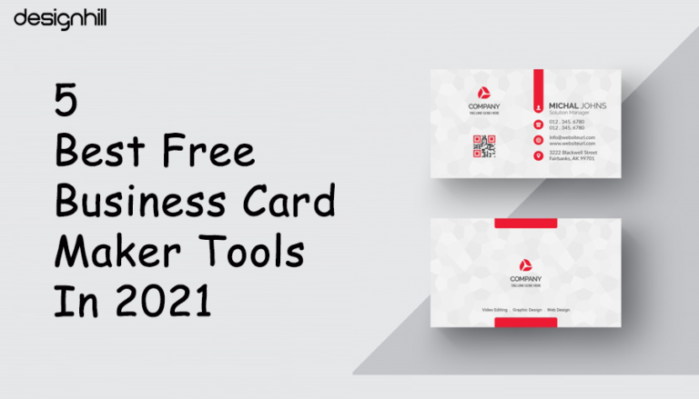 Business Card Maker Tools