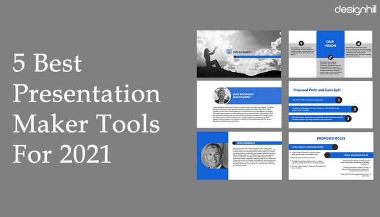 Presentation Maker Tools