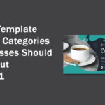 Template Design Categories