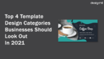 Template Design Categories