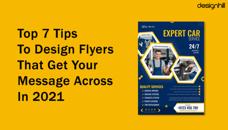 Tips To Design Flyers