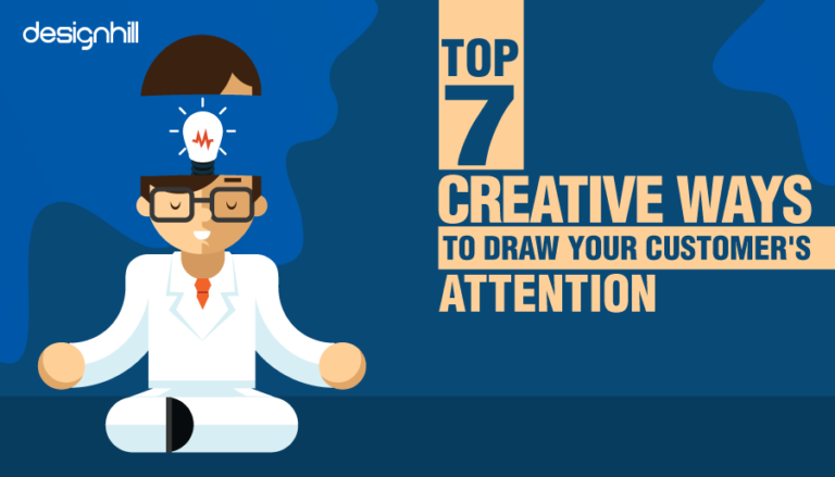 Draw Your Customer Attention