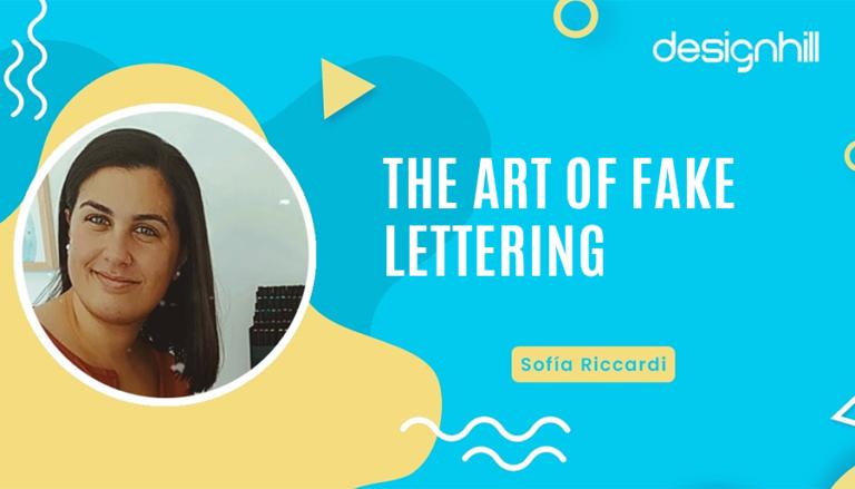 Fake Lettering