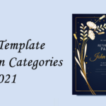 Card Design Categories
