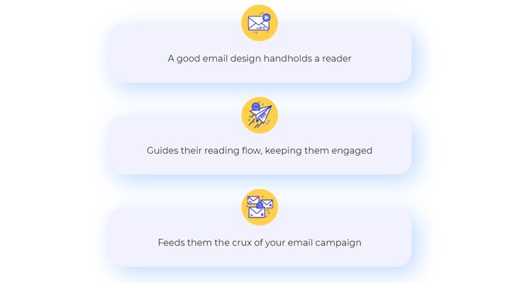 Email Design Steps