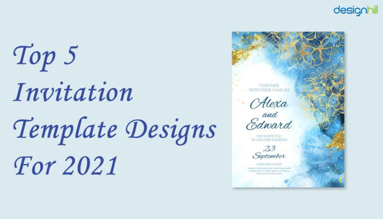 Invitation Template Designs