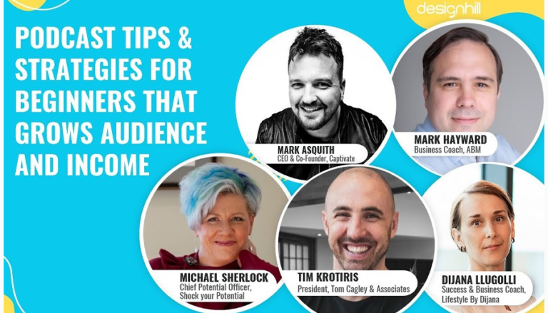 Podcast Tips & Strategies