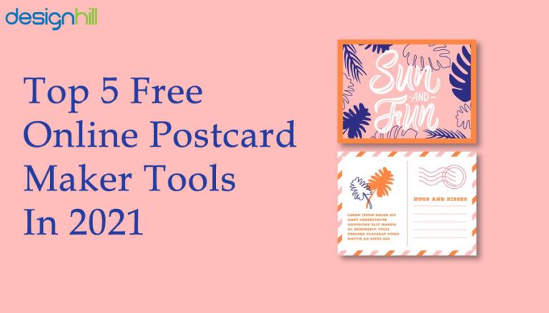 Online Postcard Maker Tools
