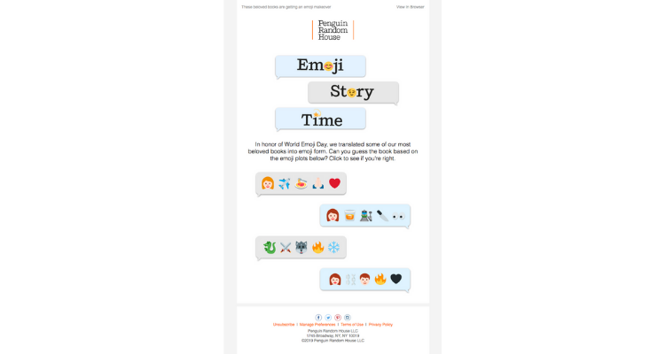 Interactive Email