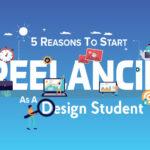 Start Freelancing As A Design Student