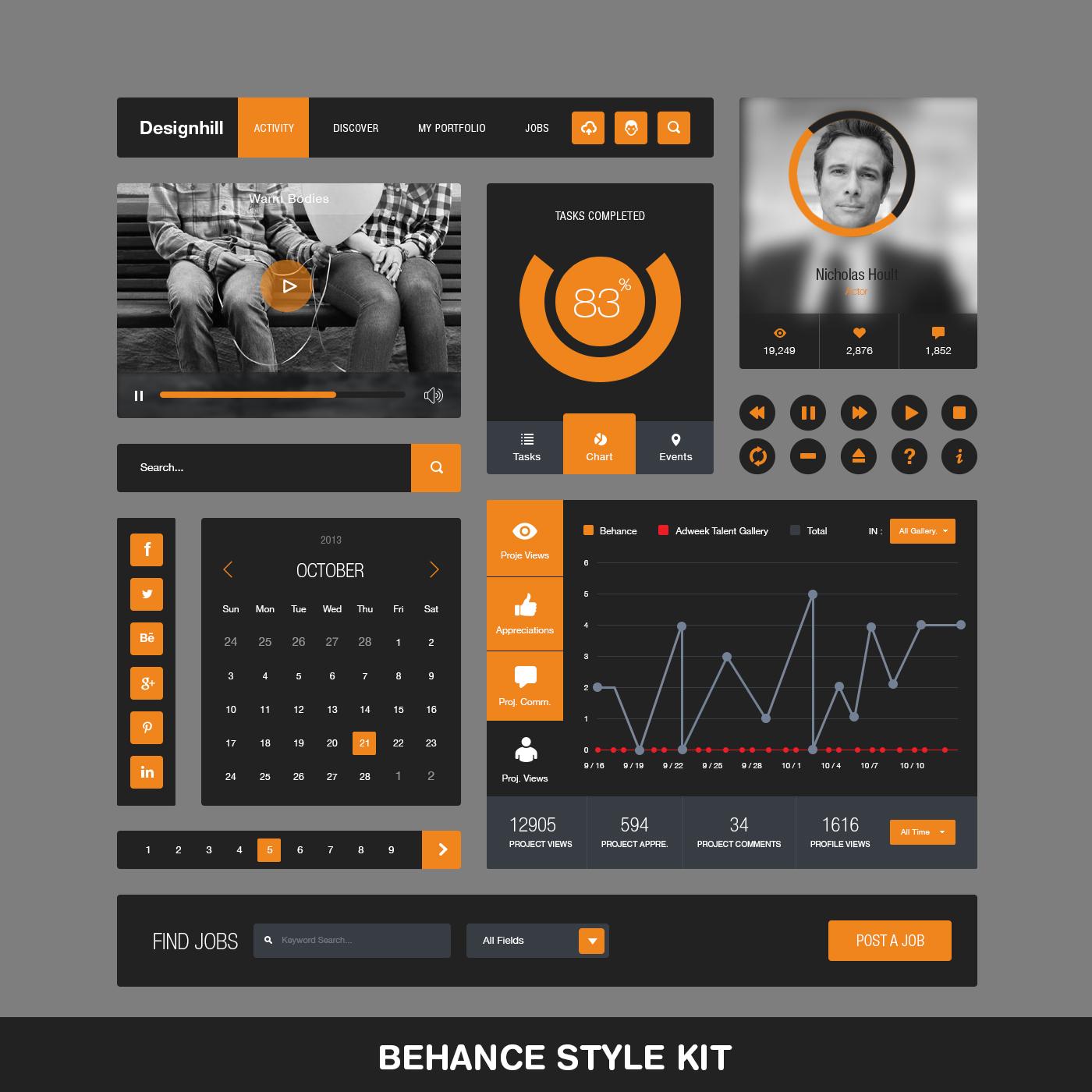 Behance_Style_Kit