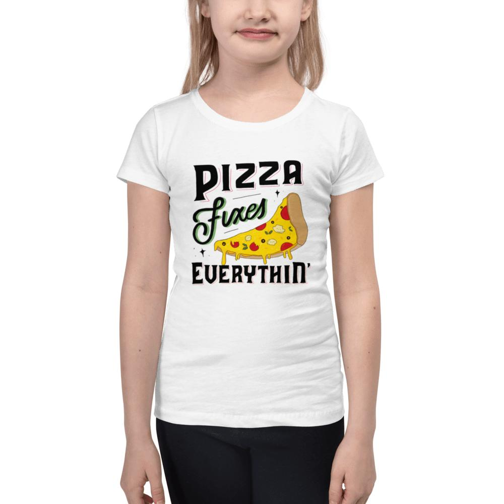 cool simple t shirt for girl