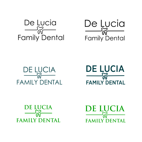 Family Dental Logos