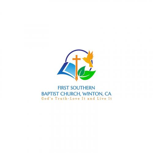 Family & Pharoah Religious Logo