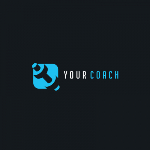 Fitness Gym & Workout App Logo Design