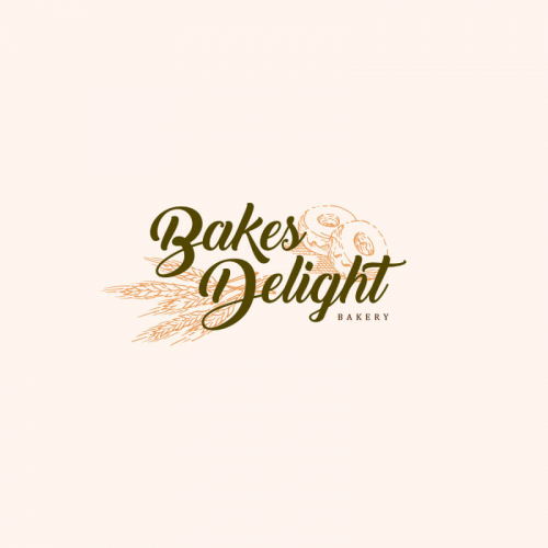 Bakery Products Logos