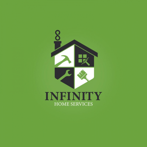 Contractors Home Improvement Logo