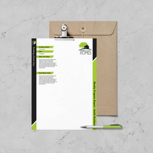 Letterhead Design Buy Letterhead Templates Online,Memphis Interior Design