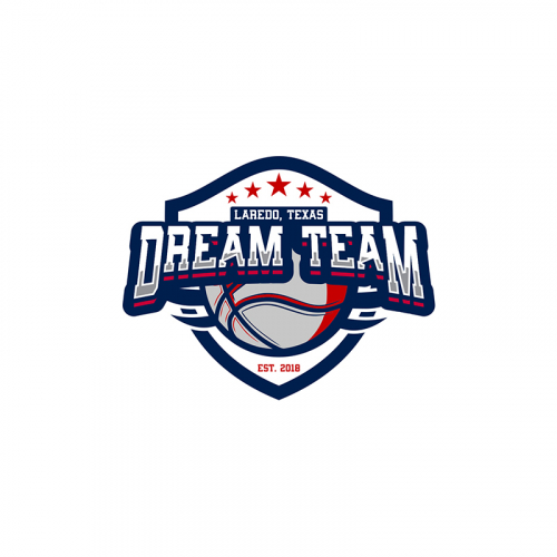 Cool Basketball Logo