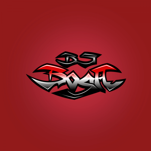 DJ and Music Logo